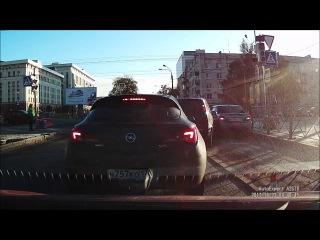 Утренняя авария на Бассейной улице