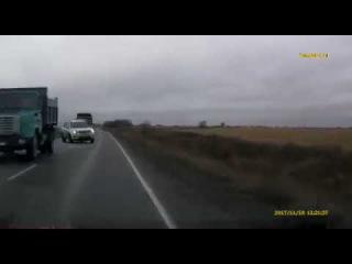 Публикуем видео ДТП на Ропшинском шоссе