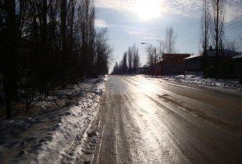 В Санкт-Петербурге ожидается усиление ветра и гололедица