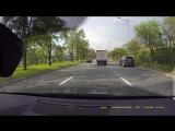На Витебском по направлению к центру после пересечения с Типанова раскидало двух лихачей. Проезду не...