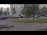 ДТП , Шлиссельбургский 36, Logan под тонар, все живы. Пробке быть. Пожарные быстро прибыли,гаи пока ...